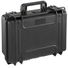 WATERPROOF CASE 464X366X176 BLACK FOAM Storage Cases