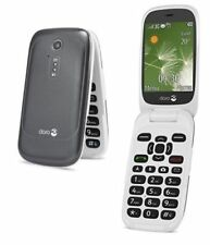 Doro 6520 Big Buttons Flip Mobile Phone on VODAFONE PAYG - Simple to use