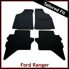 Ford Ranger 2006 2007 2008 2009 2010 (2011) a Medida Alfombra De Coche Alfombra Equipada