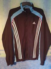 Adidas Retro 1990s style Tracksuit Top Size Large 44-46
