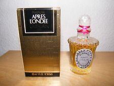 Guerlain Apres L'ondee Parfum pure Perfume Extrait 30ml 1floz Von 1983