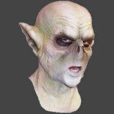 Dire Elf Latex Overhead Balaclava style Mask