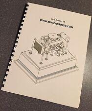 Little Demon V8 Model Engine Plans