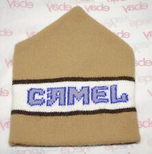 Vintage Camel Cigarettes Knit Cap Beanie USA Made Rare Promo The Original