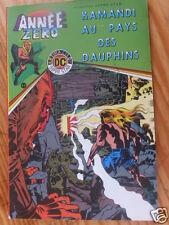"""BD """"KAMANDI AU PAYS DES DAUPHINS"""", AREDIT 1979, EN TRES BON ETAT"""