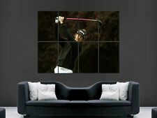 BUBBA WATSON GOLF HUGE LARGE WALL ART POSTER PICTURE