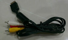 Original PS3, PS2, Playstation Audio/Video AV Cable (For Fat & Slim Console)