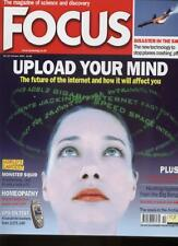 FOCUS MAGAZINE - October 2003