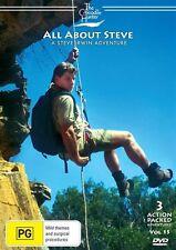 The Crocodile Hunter - All About Steve : Vol 15 (DVD, 2009) - Region 4