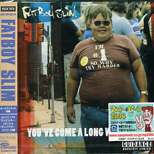 Fat Boy Slim You've Come A Long Way Baby CD Album in Very Good Condition