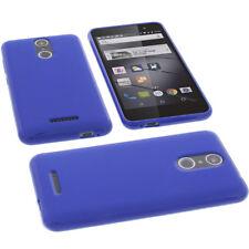 Tasche für Gigaset GS160 / GS170 Handytasche Schutz Hülle TPU Gummi Case Blau