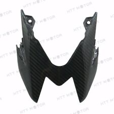 For 15-17 S1000RR Rear Upper Tail Brake Light Trim Panel Fairing REAL Carbon Fib
