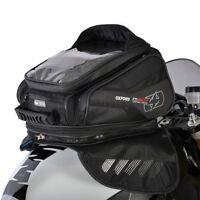OXFORD M30R Magnetic Tankbag Black Lifetime Motorcycle Luggage Backpack OL245