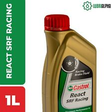Castrol React SRF Racing