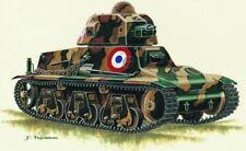 France 39H Tank SA 18 37mm Gun 1:35 Plastic Model Kit TRUMPETER