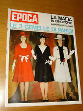 EPOCA 1964/701=KATHA MEGAN CHRISTINA DEES=STRAGE CIACULLI=GARATTINI=CELENTANO=