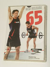 LESMills BODYPUMP Release 65 DVD, CD, & Choreography Notes - Free Shipping