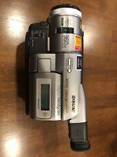 Sony Handycam Dcr-Trv103 Digital8 Camcorder - Hi8 Video 8Mm