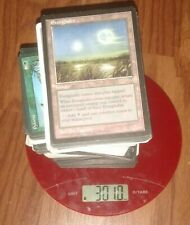 Vintage Magic The Gathering Lot of  3lbs various sets