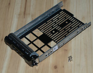 "Dell F238f 3.5"" SAS SATA Tray Caddy 0G302D 0X968D R720 R710 R520 R510 R430 R410"