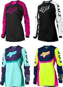 Fox Racing Women's 180 Jersey - MX Motocross Dirt Bike Off-Road MTB ATV Gear