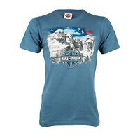 Black Hills Harley-Davidson® Men's Mount Rushmore Proud Scene T-Shirt