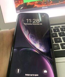 Apple iPhone XR - 128GB - Black (Unlocked) A2105 (GSM)