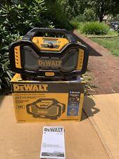 Dewalt DCR025 blue tooth radio