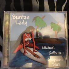 Suntan Lady - Michael Kollwitz-Chapman Stick CD Fast Free Shipping