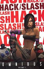 Hack/Slash Omnibus Volume 1 Softcover Graphic Novel