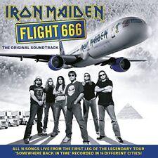 Iron Maiden - Flight 666: The Film [CD]