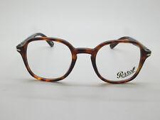 New Authentic PERSOL 3142-V 24 Havana Tortoise 47mm RX Eyeglasses