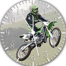 Motor Cross Frameless Borderless Wall Clock Nice For Gifts or Decor W394