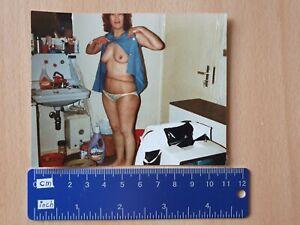 Foto Frau oben ohne Erotik