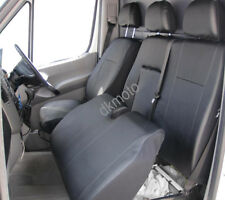 Fully tailored Van seat covers for Fiat Doblo Cargo 2009 on  1+1 P2