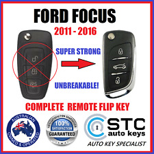 FORD FOCUS COMPLETE CAR  REMOTE FLIP KEY FOB 2011 2012 2013 2014 2015 2016