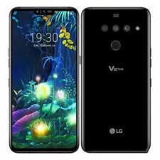 LG V50 ThinQ 5G-128GB-Black(Verizon)mint condition-small shadow-with warranty