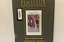 Pimsleur Language Program English for Brazilian Portuguese Speakers