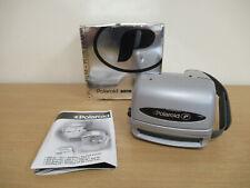Instantánea Polaroid P600 Onestep Express Gris/Plateado en Caja de la Cámara