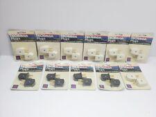 11-lot NEW Techman Plugs Light Plugs Lot Of 12 Packs Of 2 Each