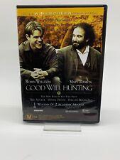Good Will Hunting (DVD, 1999)