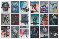 Teemu Selanne Inserts Parallels SP Rare Numbered - Choose From List - See Scans