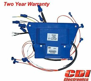 Evinrude Johnson 1988-1992 (250,275 & 300HP) 8 Cyl Power Pack 113-4035 (584035)