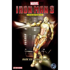 Dragon #38331 1/9 Iron Man 3 - Mk.XXI Midas