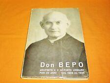 don bepo arciprete di porto legnano 1926-1946