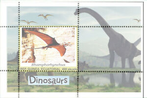 DINOSAURS   - 10  SHEETS private issue LIMITED EDITION!!!!