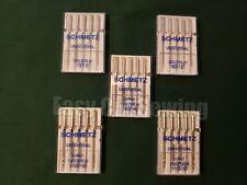 Schmetz Sewing Needles Kenmore Style 15x1,6021,6552,6702,9569 10,12,14,16,18