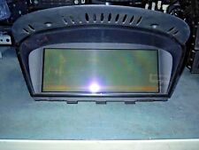 65826957343 DISPLAY COMPUTER DI BORDO RADIO BMW SERIE 5 E60 ANNO 2005