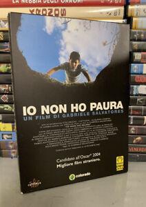 IO NON HO PAURA di Gabriele Salvatores - DVD ITA - Prima Stampa Fuori Catalogo