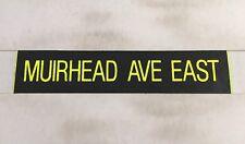 """Liverpool Bus Blind Aug94 FC 30""""- Muirhead Avenue East"""